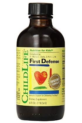 Childlife First Defense