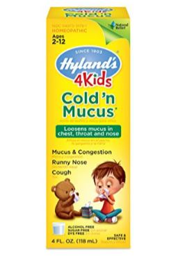 Hyland's Cold N Mucus